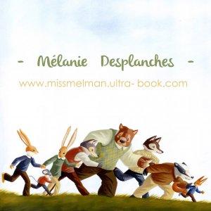 Mélanie D. Graphiste Chambéry